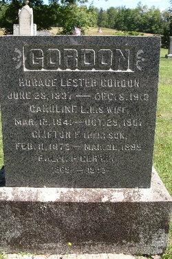 Clifton F. Gordon