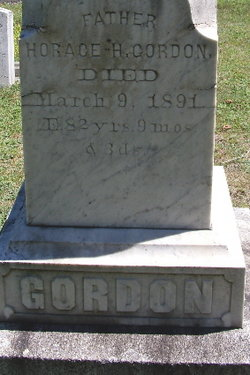 Horace H. Gordon