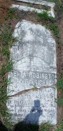Leita <i>Robinett</i> Satterwhite