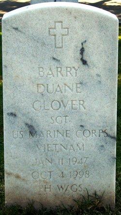 Barry Duane Glover