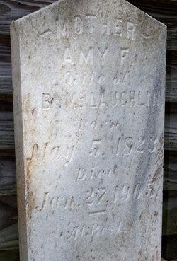 Mae Amy <i>Moor</i> McLaughlin
