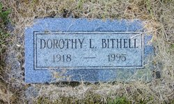 Dorothy L Bithell