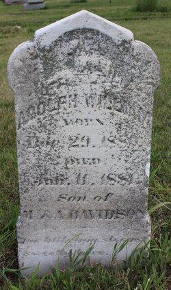 Adolph William Davidson
