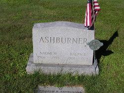Naomi M. Ashburner