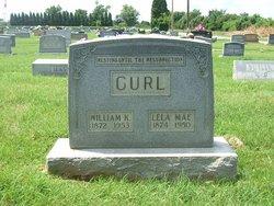 Lela May <i>Ammons</i> Curl