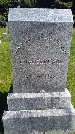 Edward Blanchard Chamberlain