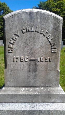 Henry Chamberlain