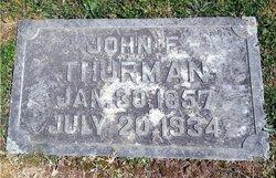 John Franklin Thurman