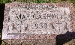 Mae Carroll