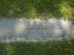 Floyd Vivian Blue