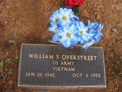William S Overstreet