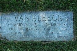 George Kirby Van Kleeck