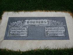 Margaret Ann <i>Matson</i> Boevers