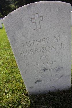 Luther Madison Harrison, Jr