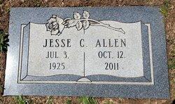 Jesse Claude Allen, Jr