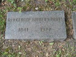Rev George Buffet Pratt
