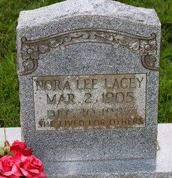 Mora <i>Lee</i> Lacey
