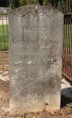 Mary Jane <i>James</i> Dishman