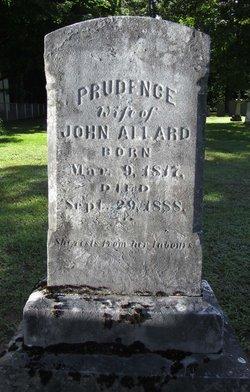 Prudence <i>Osgood</i> Allard