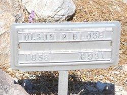 Olson P Old Blose Blose