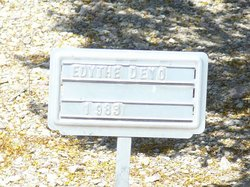 Edythe <i>Odatta</i> Deyo