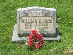 William H. Rice