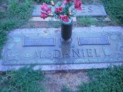 Katherine <i>Aderholt</i> McDaniel