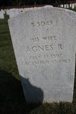 Agnes R. Bladen
