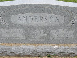 Fred Lee Anderson, Sr