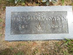 Donald N. McSweyn