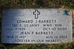 Jean P <i>Slein</i> Barrett