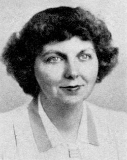 Marie Florence Mccue