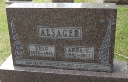 Eric Alsager