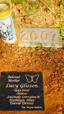 Lucy Lorraine <i>Johnson</i> Glisson