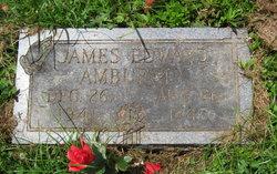 James Edward Amburgey