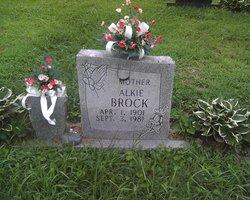 Alkie <i>Skidmore</i> Brock