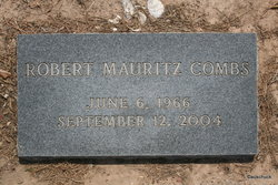 Robert Mauritz Combs