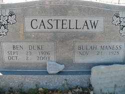Ben Duke Castellaw