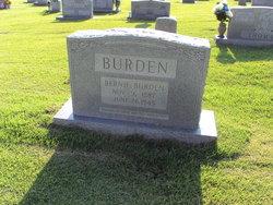 Bernie Burden