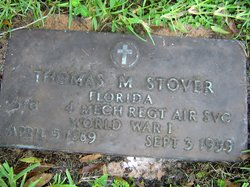 Thomas McConnell Stover