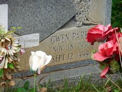 Gwendolyn Jewel <i>Parks</i> Beck