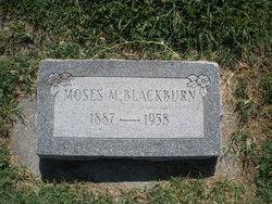 Moses Madison Blackburn