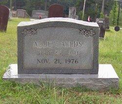 Allie V. <i>Davis</i> Aulds