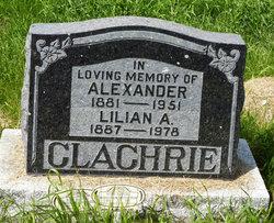 Alexander Clachrie