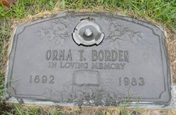 Van Orma Turner Borden
