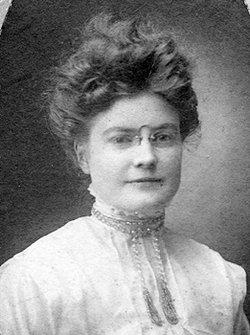 Clara Martha <i>Haraldson</i> Gillebo