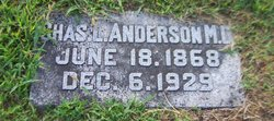 Dr Charles L. Anderson