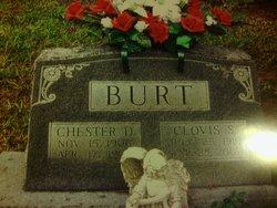 Clovis <i>Shockley</i> Burt