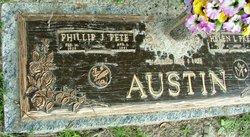Phillip J Pete Austin