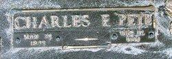 Charles E Pete Austin